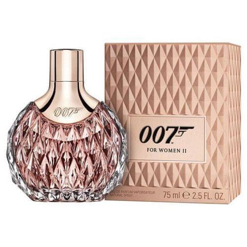 James Bond James Bond 007 For Women II - EDP 75 ml pro ženy