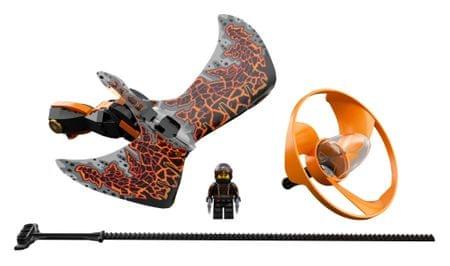 LEGO NINJAGO® 70645 Cole - smoczy mistrz