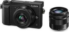 PANASONIC Lumix DMC-GX80+1232+35100 (DMC-GX80WEG) Fényképezőgép