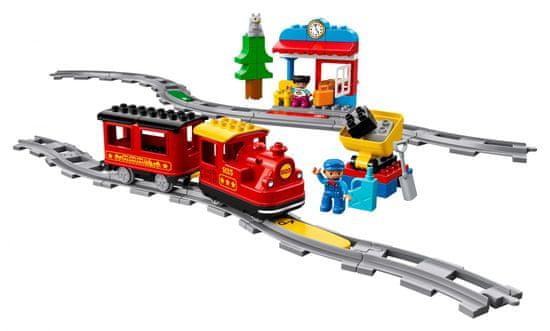 LEGO DUPLO Town 10874 Parni vlak