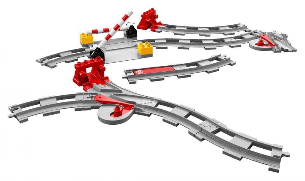LEGO DUPLO® Town 10882 Koleje