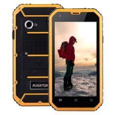 Aligator RX460 eXtremo, 16GB, IP68, černo-žlutý - zánovní