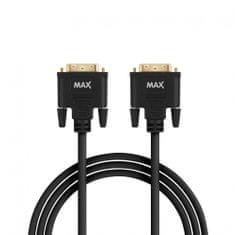MAX propojovací kabel MDD1200B, černý