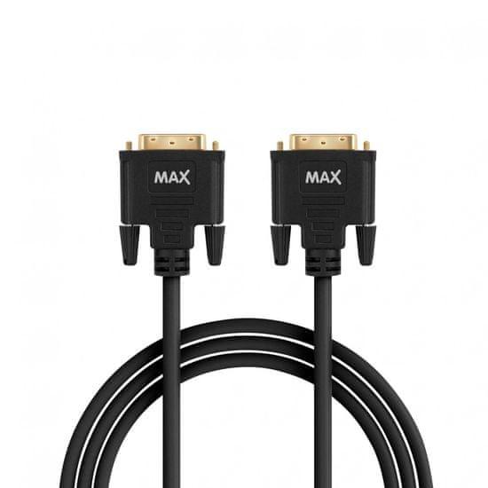 MAX povezovalni kabel MDD1200B, črni