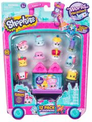 ADC Blackfire Shopkins S8: 12 pack
