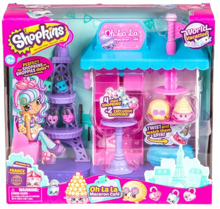 ADC Blackfire Shopkins S8: herní set