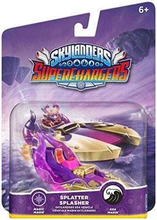 Activision igralna figura Skylander Superchargers Vehicle: Splatter Splasher