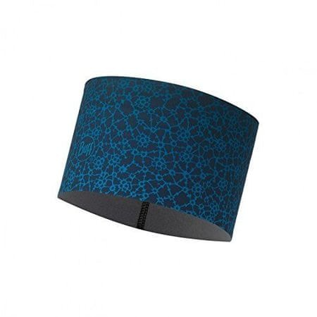 BUFF naglavni trak Tech Fleece Headband Ivana Blue Capri