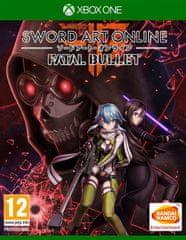 Namco Bandai Games igra Sword Art Online: Fatal Bullet (Xbox One)
