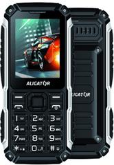 Aligator R30 eXtremo, Dual SIM, IP68, černý - zánovní