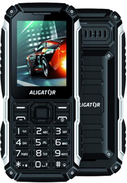 Aligator R30 eXtremo, Dual SIM, IP68, černý