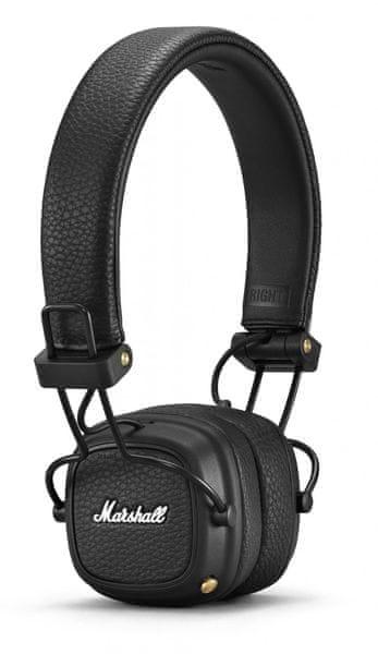 MARSHALL Major III Bluetooth, černá