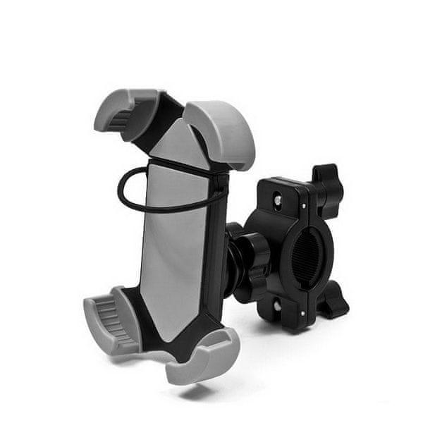 EXTREME STYLE Držák telefonu pro motocykly a jízdní kola, rozpětí 113 - 170 mm