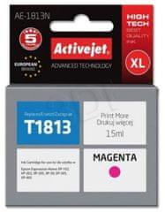 ActiveJet črnilo Epson T1813, magenta
