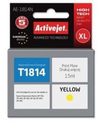 ActiveJet črnilo Epson T1814, rumeno
