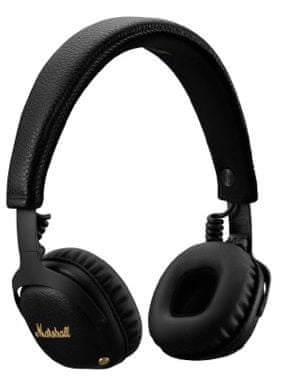 MARSHALL Mid A.N.C. bezdrátová sluchátka, černá