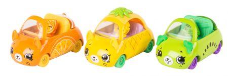 ADC Blackfire Shopkins S8 Cutie cars 3 pack - Fast n fruity