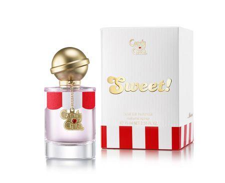Candy Crush Sweet! - woda perfumowana 75 ml