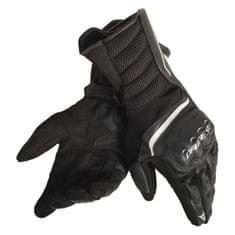 Dainese pánské rukavice na motorku  AIR FAST černá/bílá