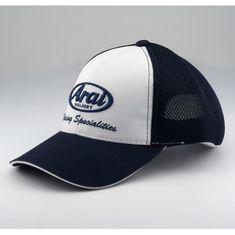 Arai čepice kšiltovka  bílá/modrá, síťovanou zadní část