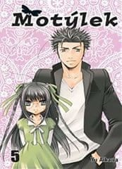 Aikawa Yu: Motýlek 5 - Manga