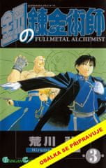 Arakawa Hiromu: Fullmetal Alchemist - Ocelový alchymista 3