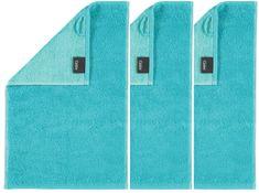 Cawö Frottier ručník Unique, dubleface, 3 ks