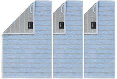 Cawö Frottier ručník Casual, Allover, 3 ks