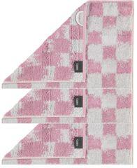 Cawö Frottier ručník Noblese Vintage, karo, 3 ks