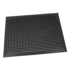 Gumová vstupní rohož s obvodovou hranou Octomat Mini - 90 x 70 x 1,4 cm