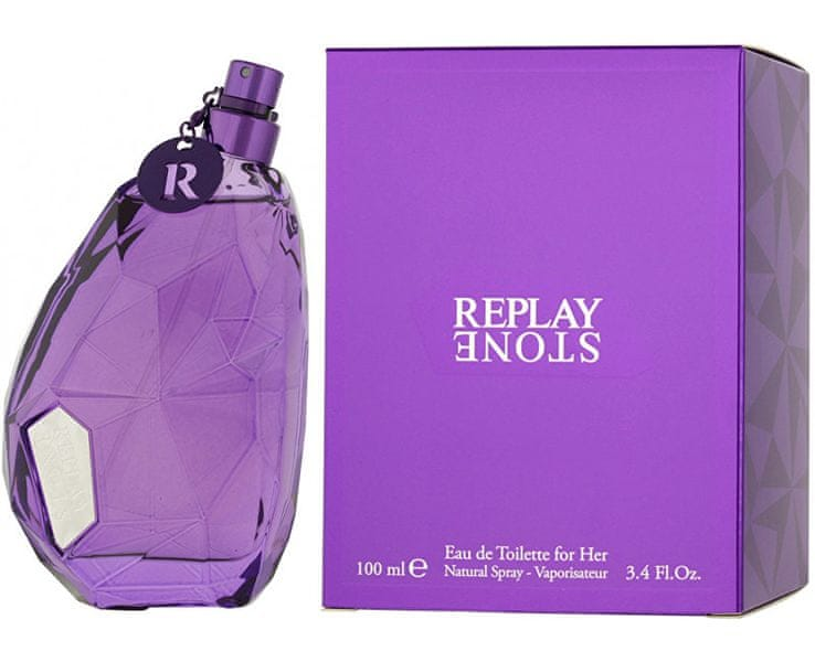 Replay Stone For Her - EDT 50 ml