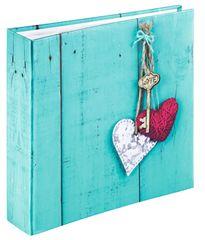 Hama foto album Rustico, 10x15, 200 slik, Love