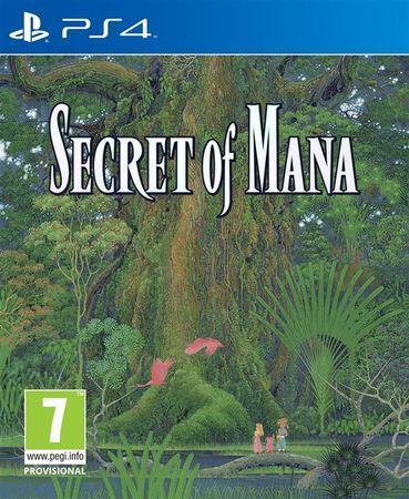Square Enix Secrets of Mana PS4