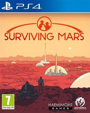 Paradox Interactive igra Surviving Mars (PS4)