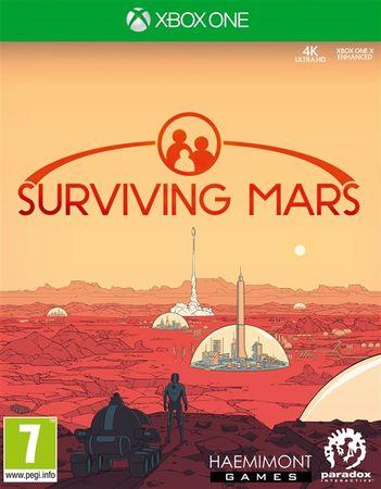 Paradox Interactive igra Surviving Mars (Xbox One)