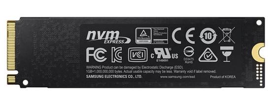 Samsung SSD disk 970 PRO 1 TB, M.2, PCIe NVMe (MZ-V7P1T0BW)