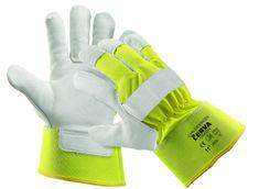 Červa CURLEW Winter Hi-Vis rukavice