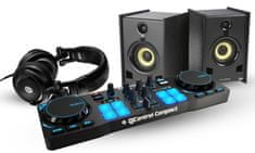 Hercules DJ Control Compact (4780843) + XPS 2.0 80 DJ Set + DJ M40.1