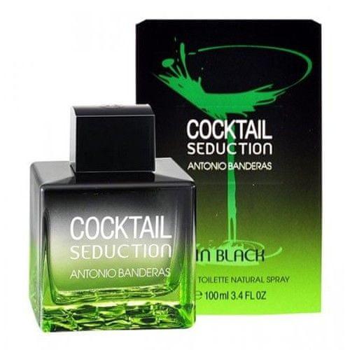 Antonio Banderas Cocktail Seduction In Black - EDT 100 ml