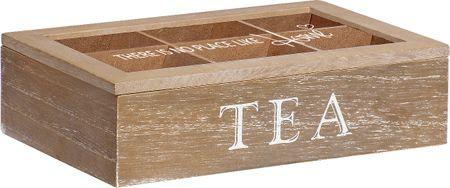 TimeLife Krabička na čaj Home