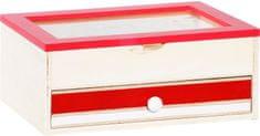 TimeLife Úložná škatuľka so zásuvkou