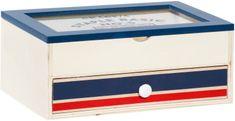TimeLife Úložná krabička s šuplíkem