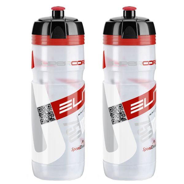 Elite Super Corsa Čirá/Červená 750 ml Set 2 Ks