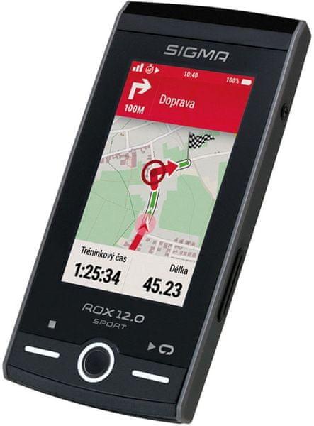 Sigma ROX 12.0 Sport Basic šedý