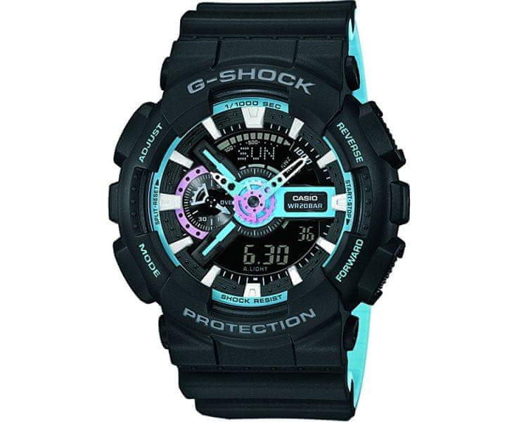 Casio The G/G-SHOCK GA 110PC-1A
