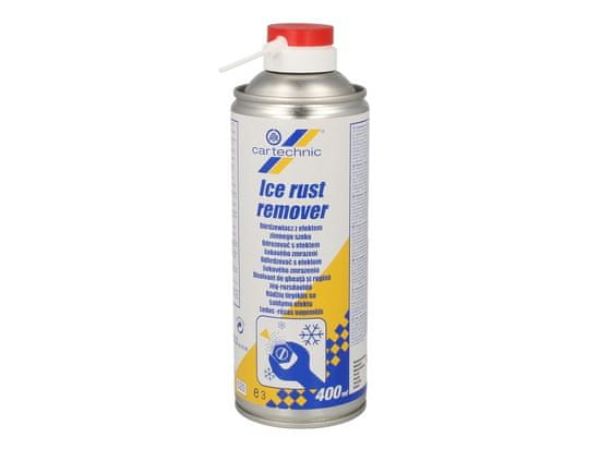 CARTECHNIC Odstraňovač hrdze s efektom zmrazenia, 400 ml