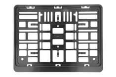UNITAL Rámeček SPZ, černý, rozměr 309 x 224 mm