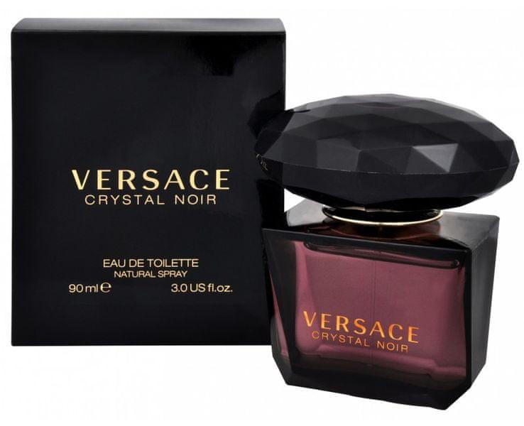 Versace Crystal Noir - EDT 50 ml pro ženy