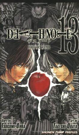 Oba Cugumi, Obata Takeši,: Death Note - Zápisník smrti 13 (How to read Death Note)