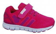 Protetika dziewczęce buty Misi - różowy